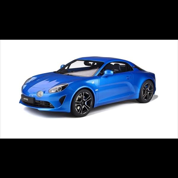 ミニカー■GT SPIRIT■1/8 ルノー アルピーヌ Alpine A110 Premiere Edition Bleu Alpine 【予約商品】