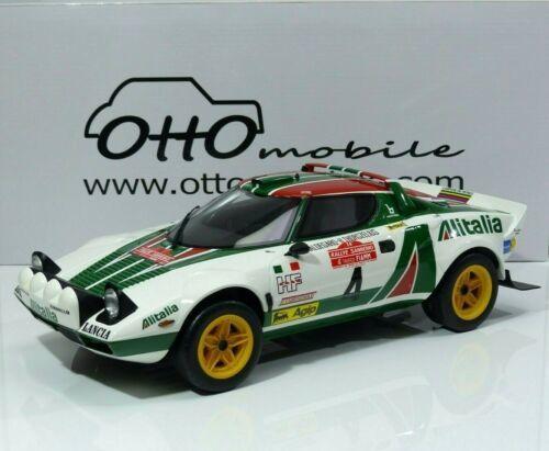 1/12 LANCIA STRATOS  ランチアストラトス HF, No.4, Alitalia, Rallye WM, Rally San Remo, 1976,B.Waldegard/B.Thorszelius 【予約商品】