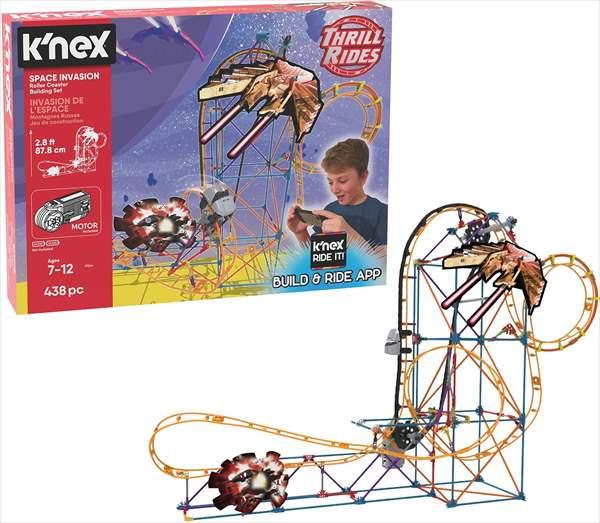 K'Nex knex ケネックス/ジェットコースター スペース・インベンション セット! 日本未発売♪【予約商品】