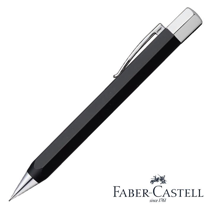 Faber-Castell Ondoro ファーバーカステル オンドロ グラファイトブラック シャープペンシル 137509