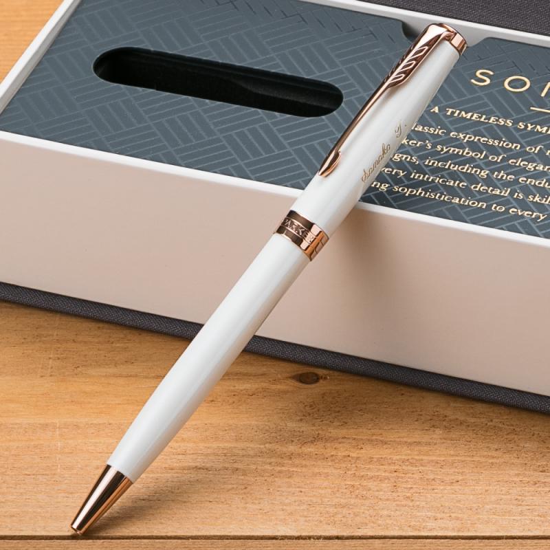 Q點支付 Gallery: 日本樂天市場: 派克 原子筆 Parker Ballpoint Pen Sonnet Premium Pearl PGT / Metal Pearl CT