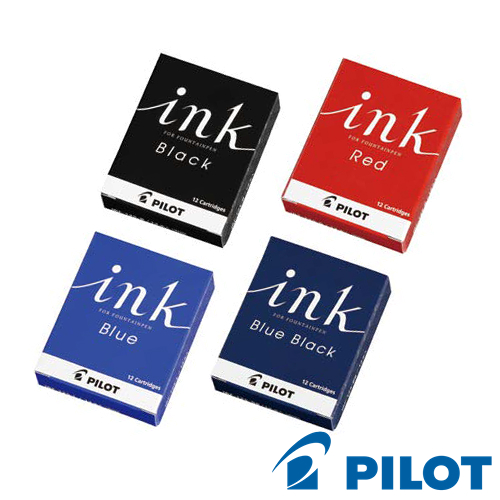 ☆正規品新品未使用品 メール便OK パイロット PILOT 捧呈 IRF-12S インクカートリッジ