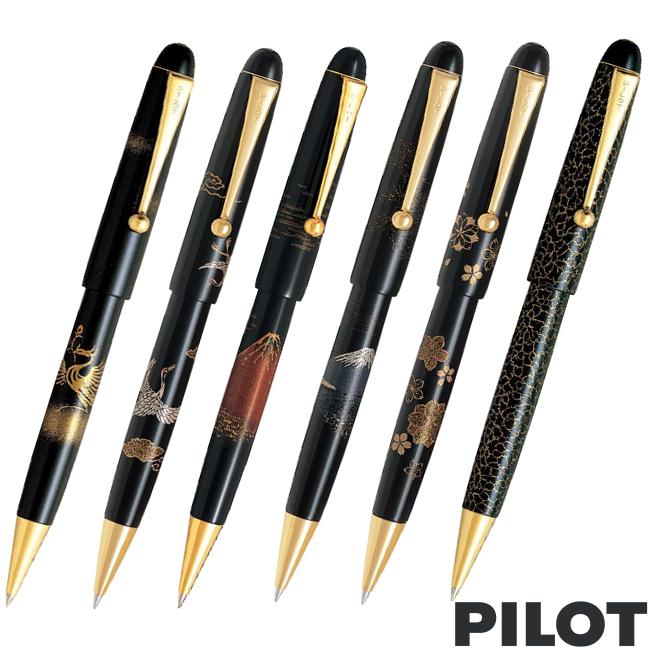 PILOT パイロット 平蒔絵 ボールペン BK-35SP