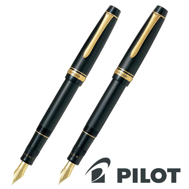 Pilot パイロット 万年筆 ジャスタス95 FJ-3MR