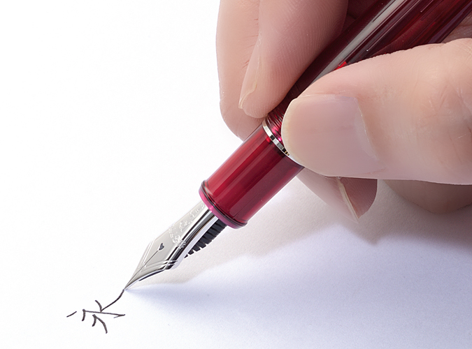 PLATINUM白金钢笔限定品#3776世纪春晓钢笔PNB-25000SY