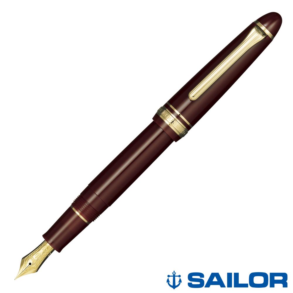 Sailor セーラー万年筆 プロフィット スタンダード21 マルン 万年筆 11-1521-232/11-1521-432