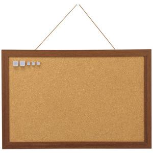 ご注文で当日配送 プッシュピンとネオジム磁石が使えるコルクボード マグピンコルクボードM オーバーのアイテム取扱☆