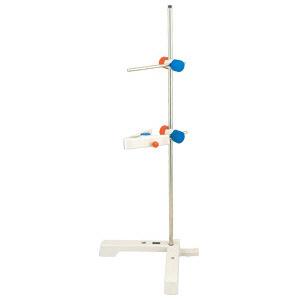 サイエンススタンド 単支柱 標準セット532P17Sep16