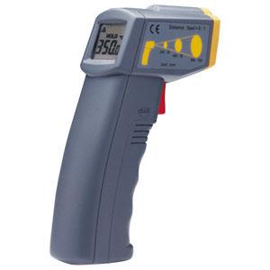 デジタル赤外線放射温度計 CENTER-350 【デジタル温度計】