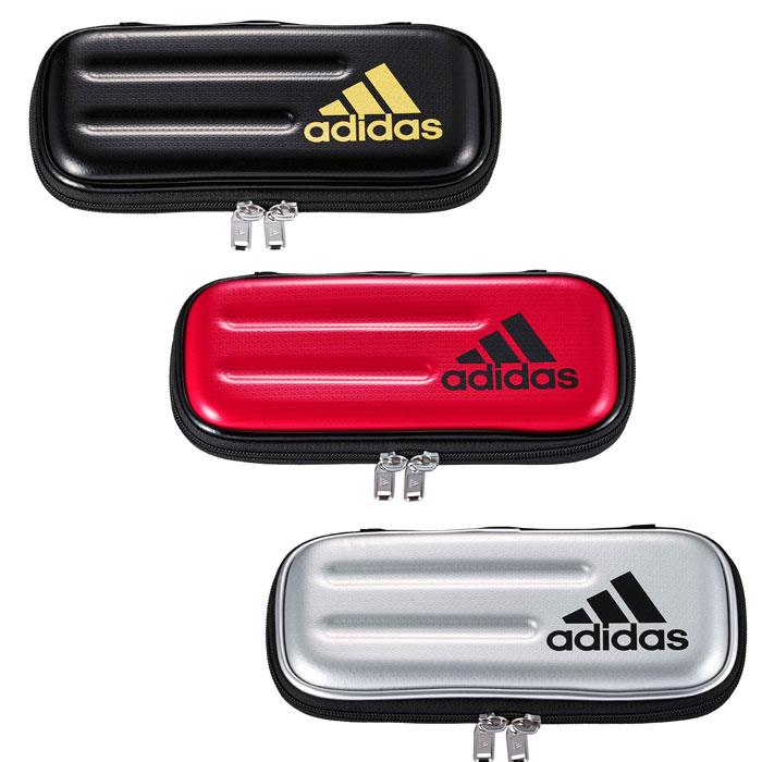 セミハードタイプのペンケース 日本未発売 三菱鉛筆 アディダス ペンケース セミハードタイプ PT-1502AI04 筆箱 最安値挑戦 adidas 筆入れ