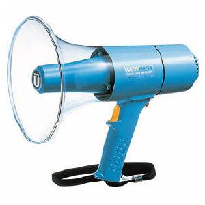 [ユニペックス] 携帯用拡声器(ハンド型)  ●ホイッスル音付us8-612-8282532P17Sep16