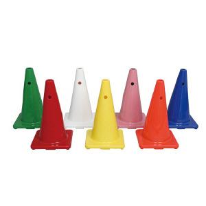 カラーコーンセット 小型7色組us8-613-7598532P17Sep16