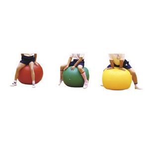 ソフトカラーボール 3個1組  1セット(3個)us8-612-6017532P17Sep16