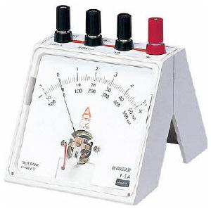 直流電流計(片面タイプ)シングルメーター 86150134532P17Sep16