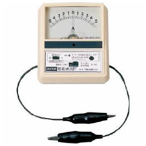 簡易検流計(警告装置付) 86150426532P17Sep16