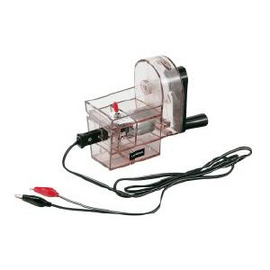 [ウチダ]手回し発電機(リミッター付き) 86151452532P17Sep16