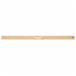 木制大小直线直尺(1米直尺)us8-616-6012