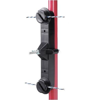 特価 人気の製品 電柵コード取付けに最適です Wガイシ50個入