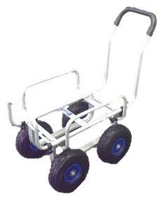 伸縮式アルミハウスカー(ノーパンク)TC4503AL-PU