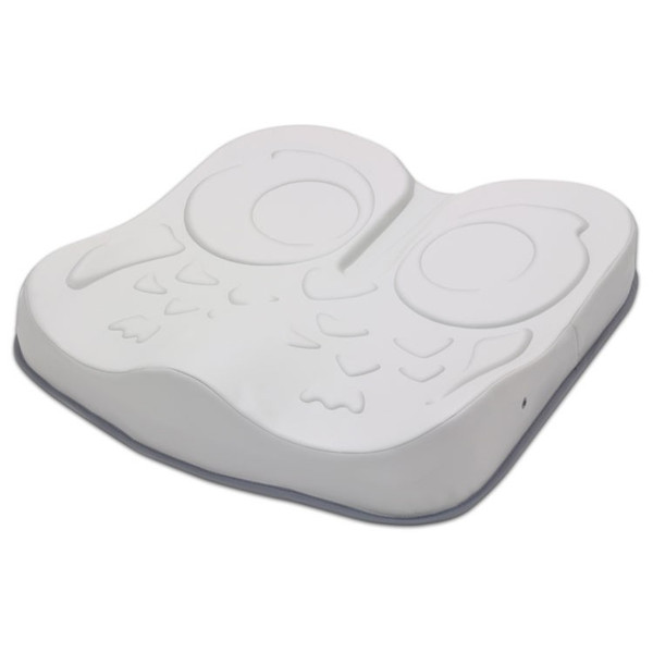 【送料無料】アウル REHA 3Dジャスト (体圧分散+姿勢保持) OWL25-BK1-4040 加地 [車椅子 車イス クッション 骨盤 保護 床ずれ防止] 【代金引換不可】