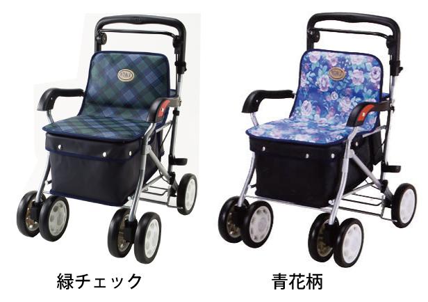 ノーブル ENB-011 マキライフテック[歩行補助 歩行車 介護用品 シルバーカー]【代金引換不可】