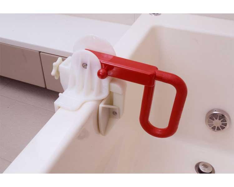 【送料無料】マインバスターII 竹虎ヒューマンケア 103310[介護用品 浴室 浴槽 手すり 2]【代金引換不可】