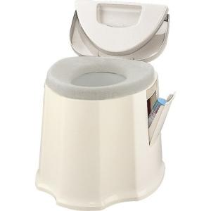 【送料無料】ポータブルトイレGX 安寿/介護トイレ【代金引換不可】