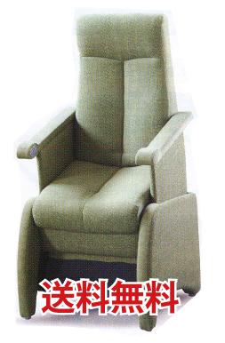 【送料無料】電動起立補助椅子 ライラック 馬場家具 起立補助 コードレス【代金引換不可】