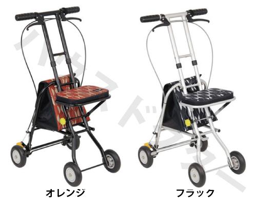 プチカII SLC08 幸和製作所[歩行補助 歩行車 介護用品 シルバーカー]【代金引換不可】