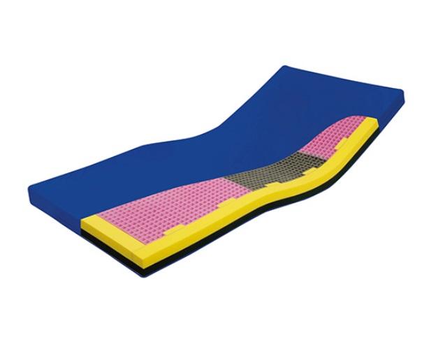 【送料無料】ピタ・マットレス 三つ折りケアタイプ 83cm PTMT83FA 日本ジェル [介護用品 床ずれ 防止 予防 ベッド関連]【代金引換不可】