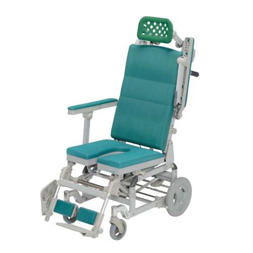 【施設、病院等への配送は送料無料】はいねーる U型シート HN-012 ウチヱ [介護用品 浴室 浴槽 入浴補助 車椅子]【代金引換不可】