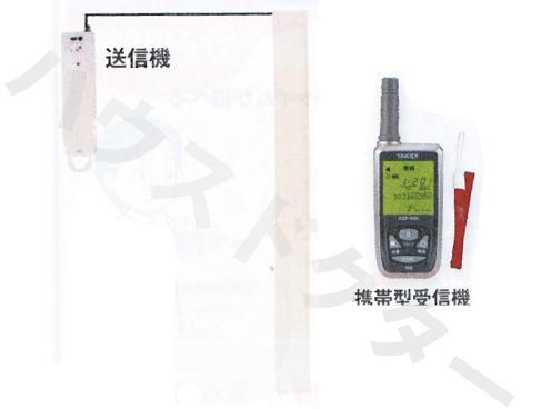 【送料無料】端座位くん 携帯型受信機セット FBCS-890(KE) フォーライフメディカル [介護用品 徘徊 防止 呼出 センサー]【代金引換不可】