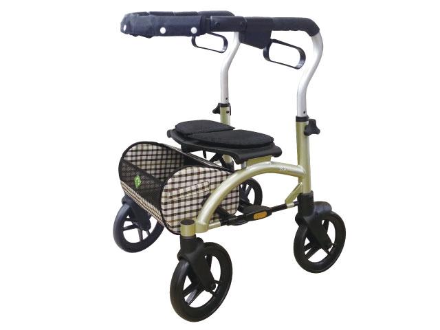 【送料無料】カプチーノ ミニ mini フォーライフメディカル [歩行補助/歩行車/介護用品/シルバーカー] 【代金引換不可】
