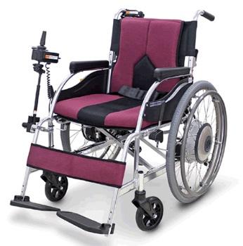 【送料無料】自走型 COLORS KC-1 マキテック [車椅子 介助 アルミ製 介護用品]【代金引換不可】