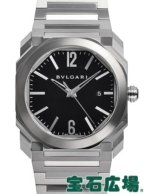 ブルガリ オクト BGO41BSSD【新品】 メンズ 腕時計 送料・代引手数料無料