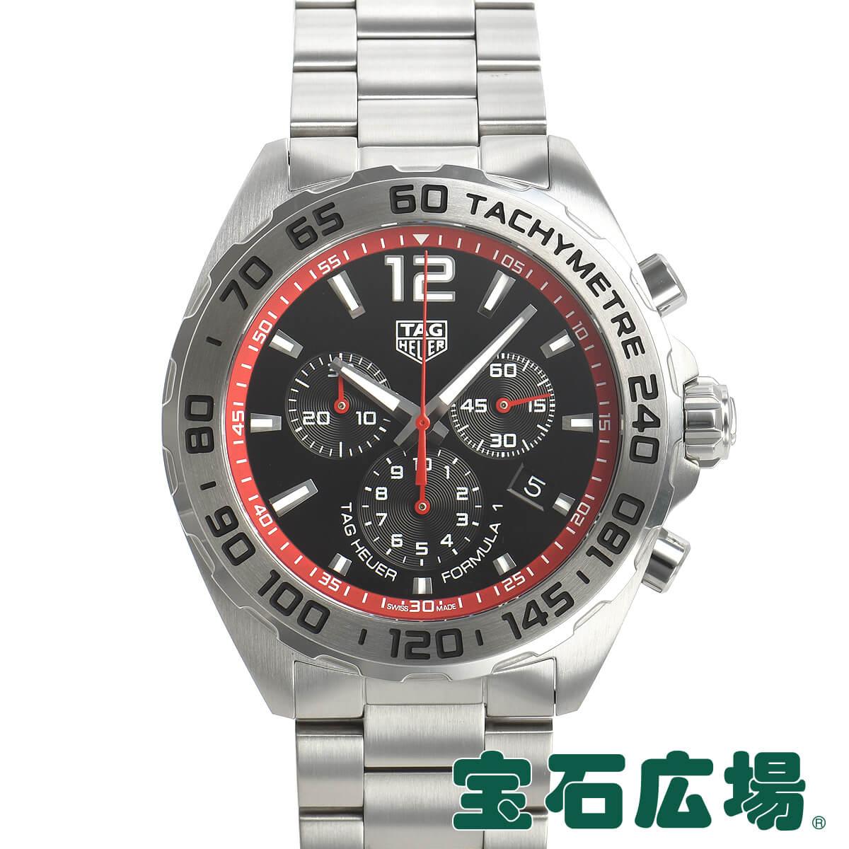 タグ・ホイヤー TAG HEUER フォーミュラ1 クロノグラフ CAZ101Y.BA0842【新品】メンズ 腕時計 送料・代引手数料無料