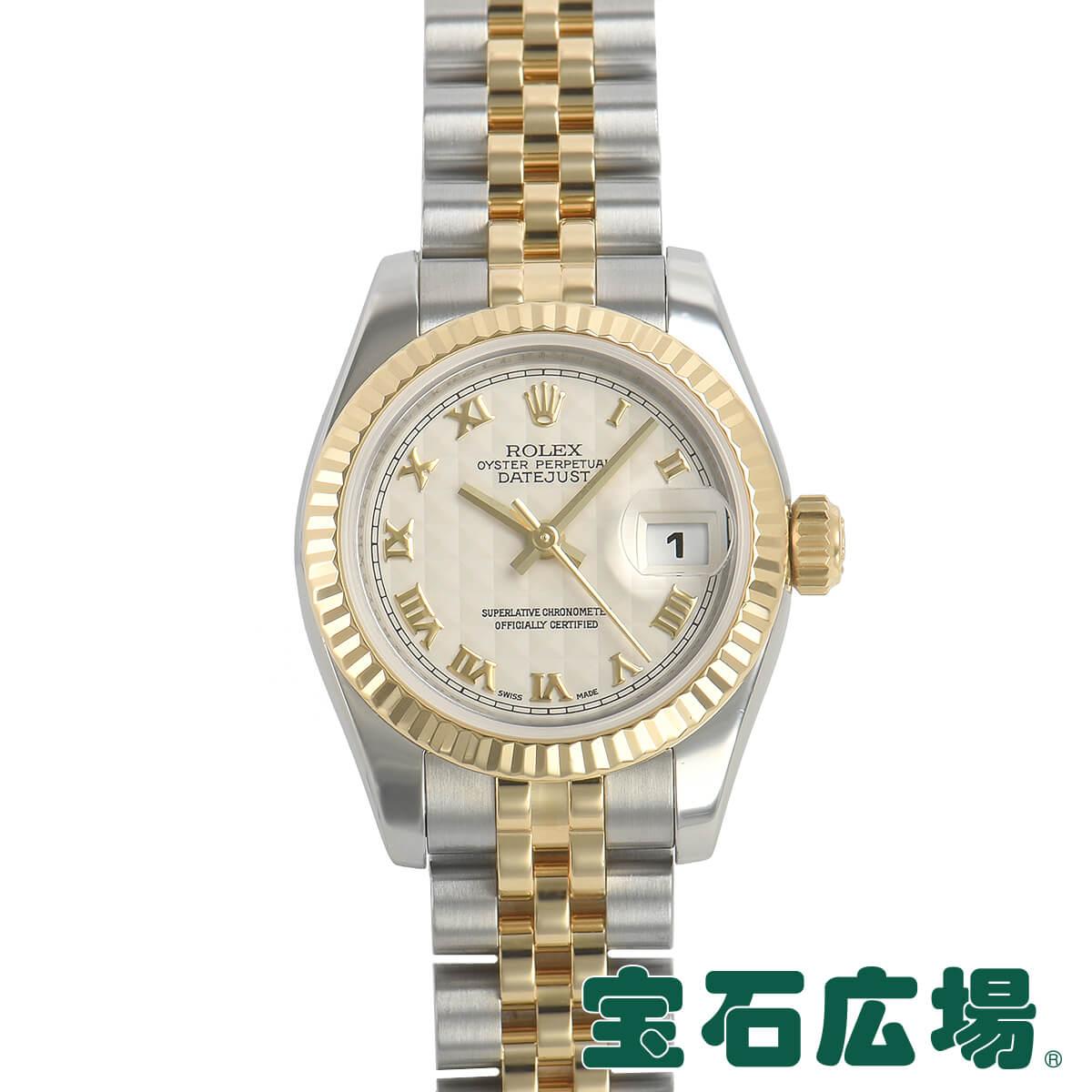 ロレックス ROLEX デイトジャスト 179173【中古】レディース 腕時計 送料・代引手数料無料