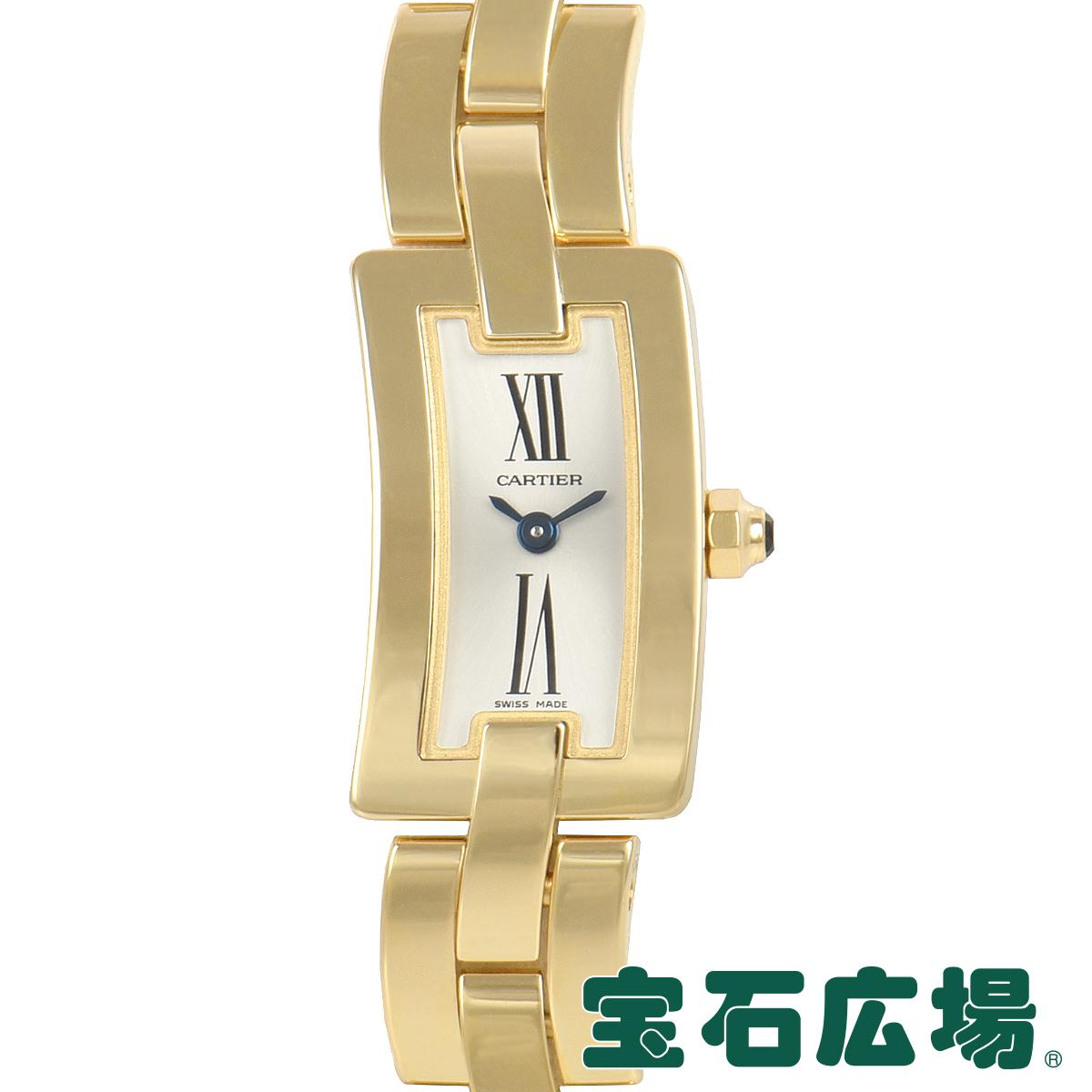 カルティエ CARTIER バレリーナ W700013J【中古】レディース 腕時計 送料・代引手数料無料