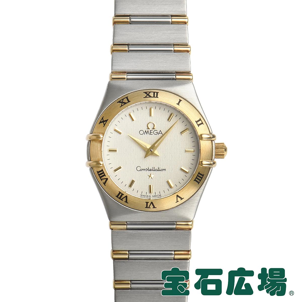 オメガ OMEGA コンステレーション 1372-30【中古】レディース 腕時計 送料・代引手数料無料