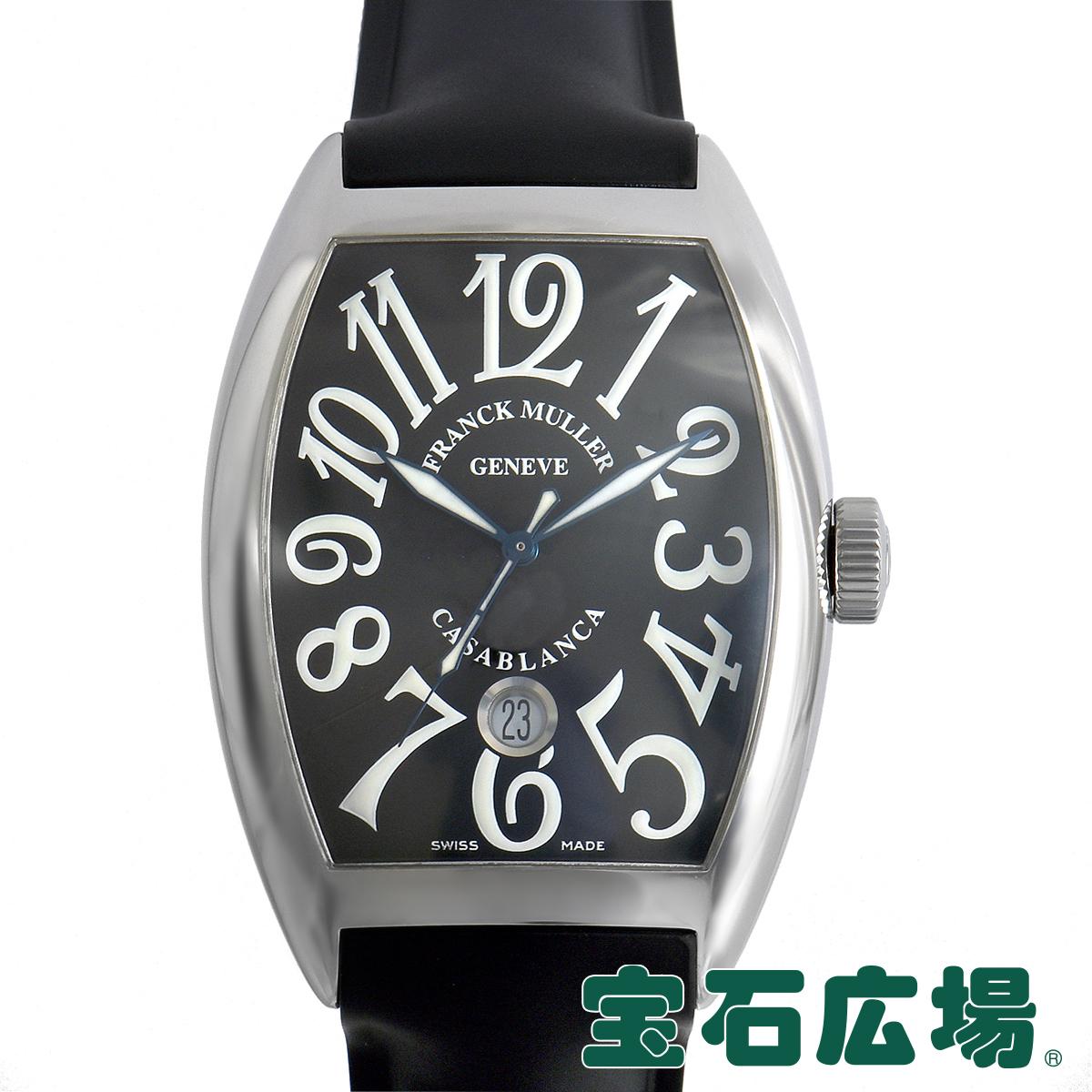 フランクミュラー FRANCK MULLER トノウカーベックスカサブランカ 8880SCDTCASA【中古】メンズ 腕時計 送料・代引手数料無料