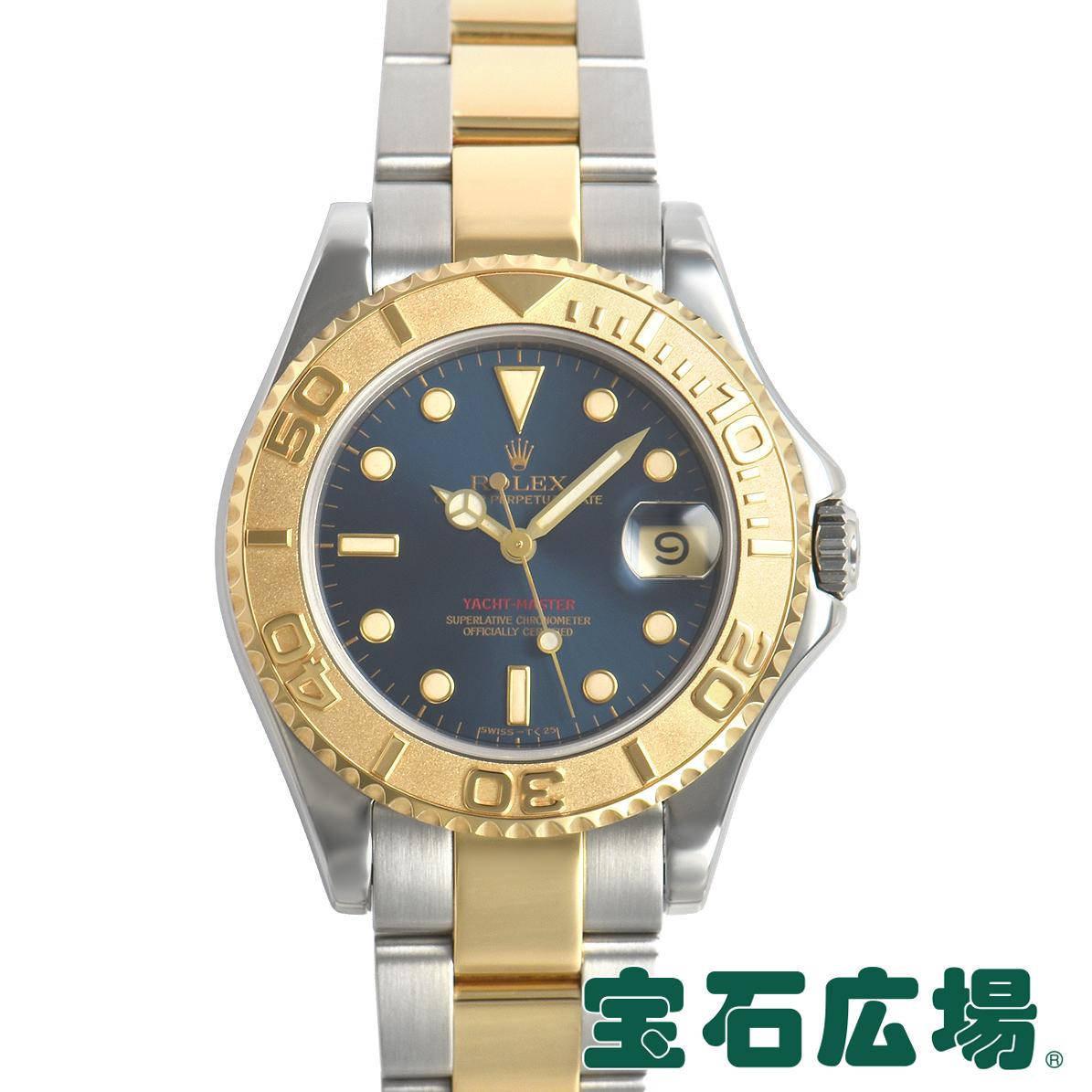 ロレックス ROLEX ヨットマスター 68623【中古】ユニセックス 腕時計 送料・代引手数料無料