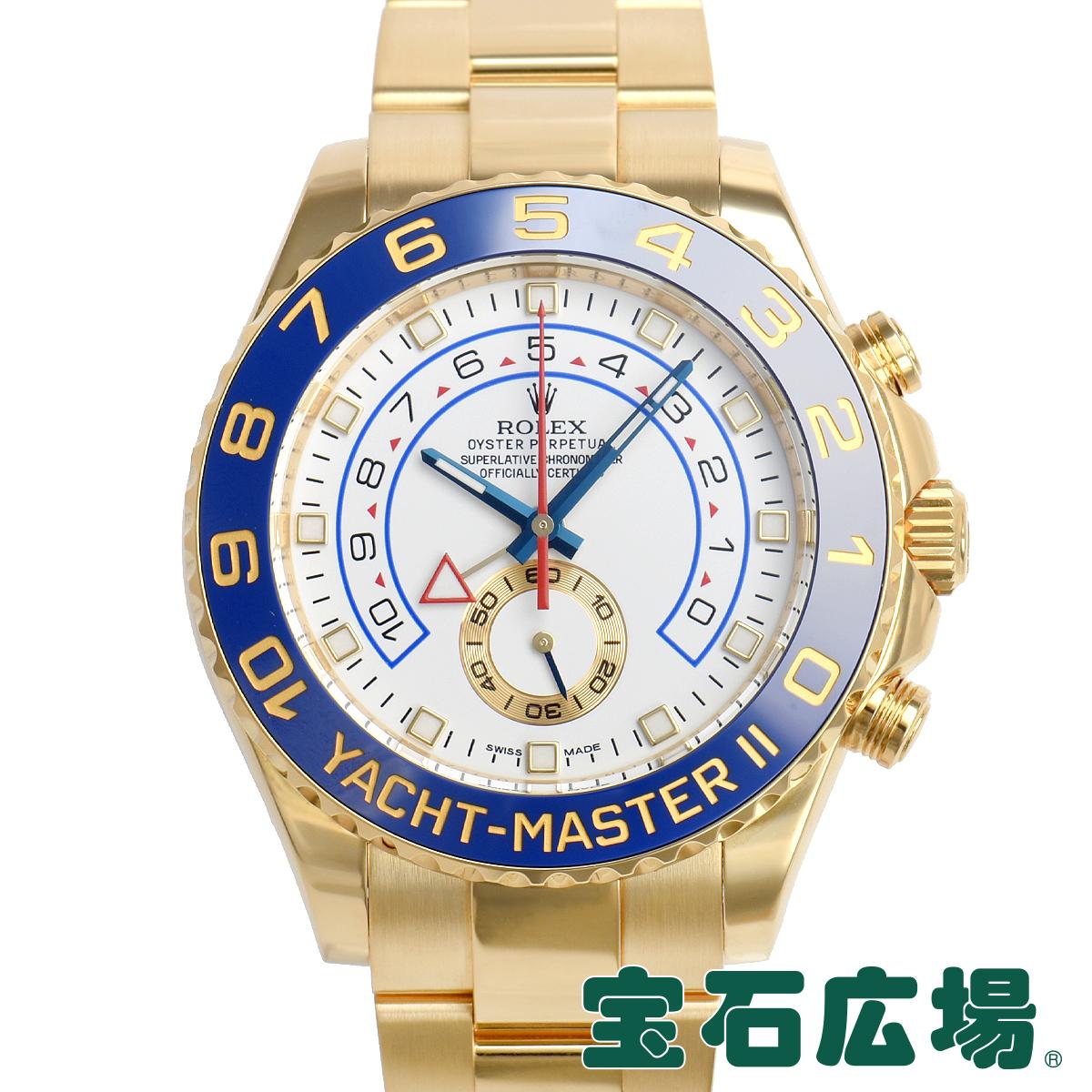 ロレックス ROLEX ヨットマスターII 116688【中古】メンズ 腕時計 送料・代引手数料無料
