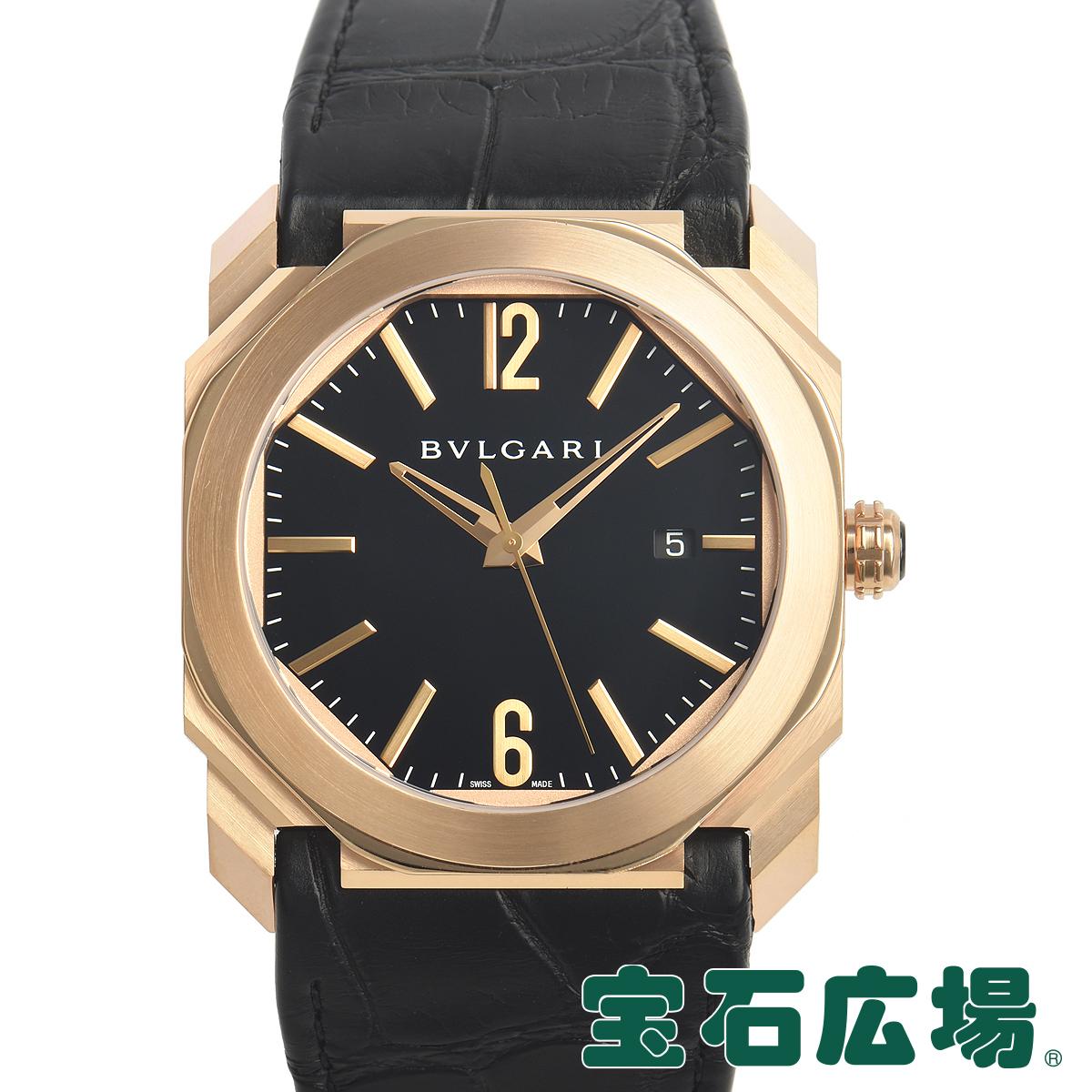 ブルガリ BVLGARI オクト BGOP41BGLD【中古】メンズ 腕時計 送料・代引手数料無料