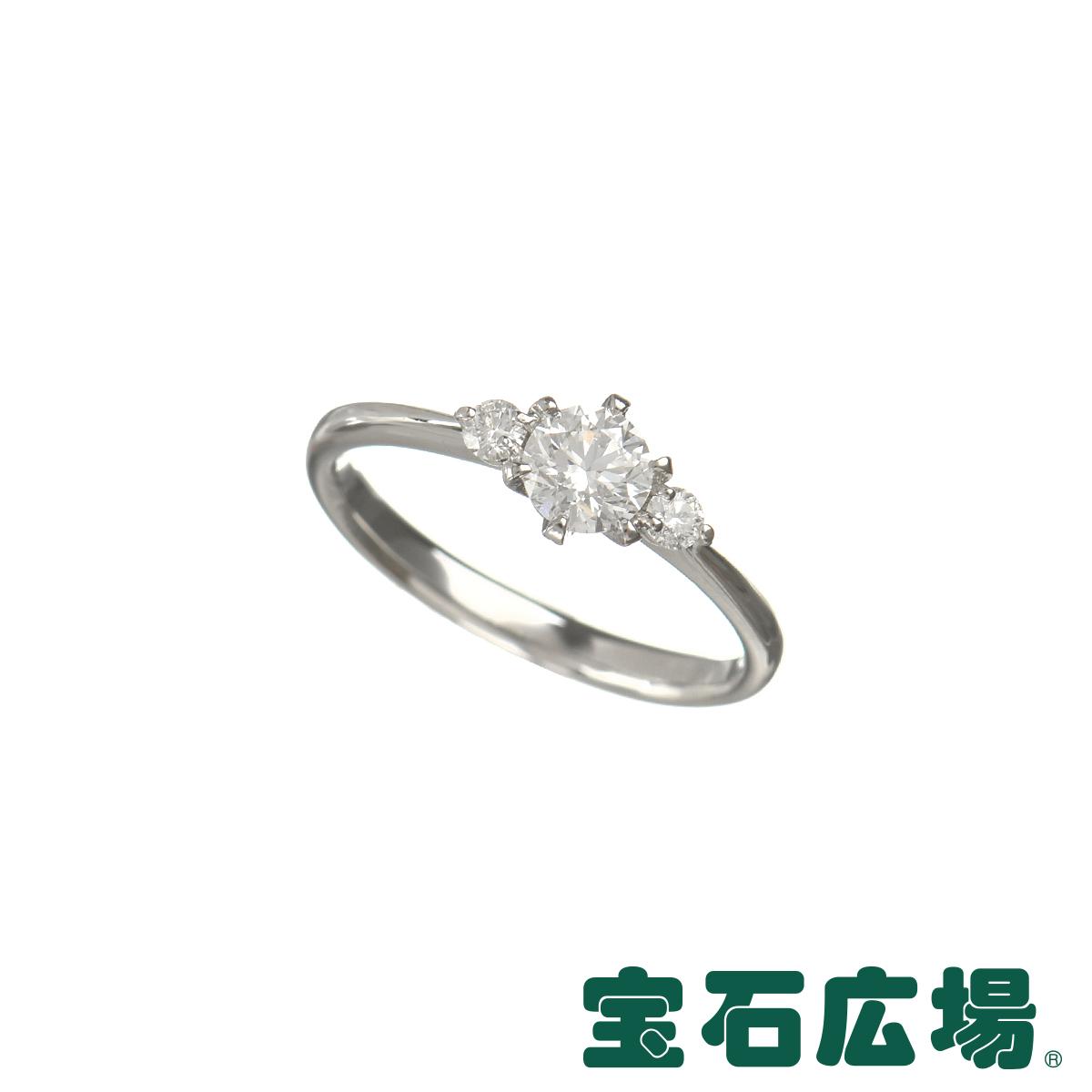 ノーブランド 1Pダイヤ・2Pダイヤ リング 【中古】 ジュエリー 送料・代引手数料無料