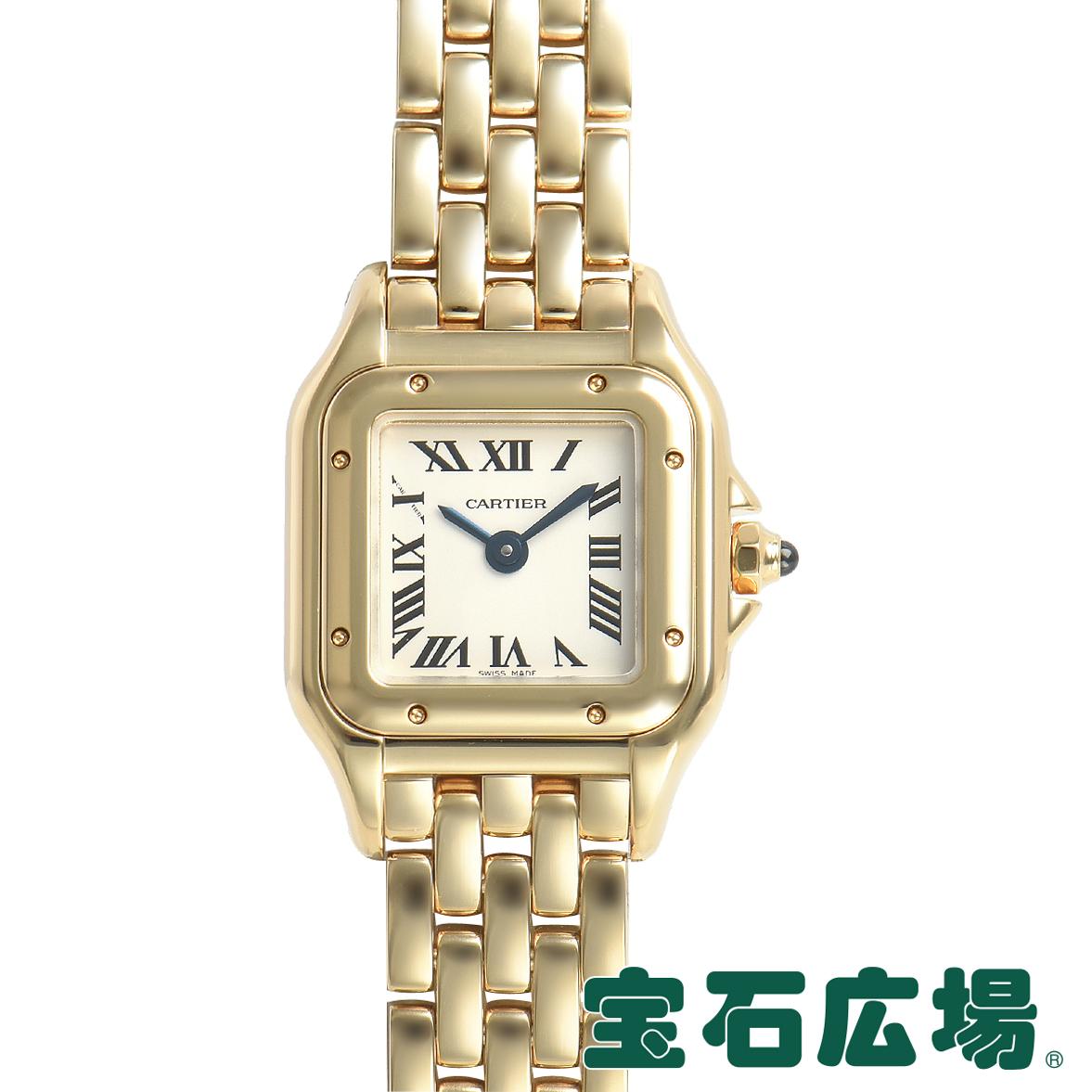 カルティエ CARTIER パンテール ドゥ カルティエ MINI WGPN0016【新品】レディース 腕時計 送料・代引手数料無料