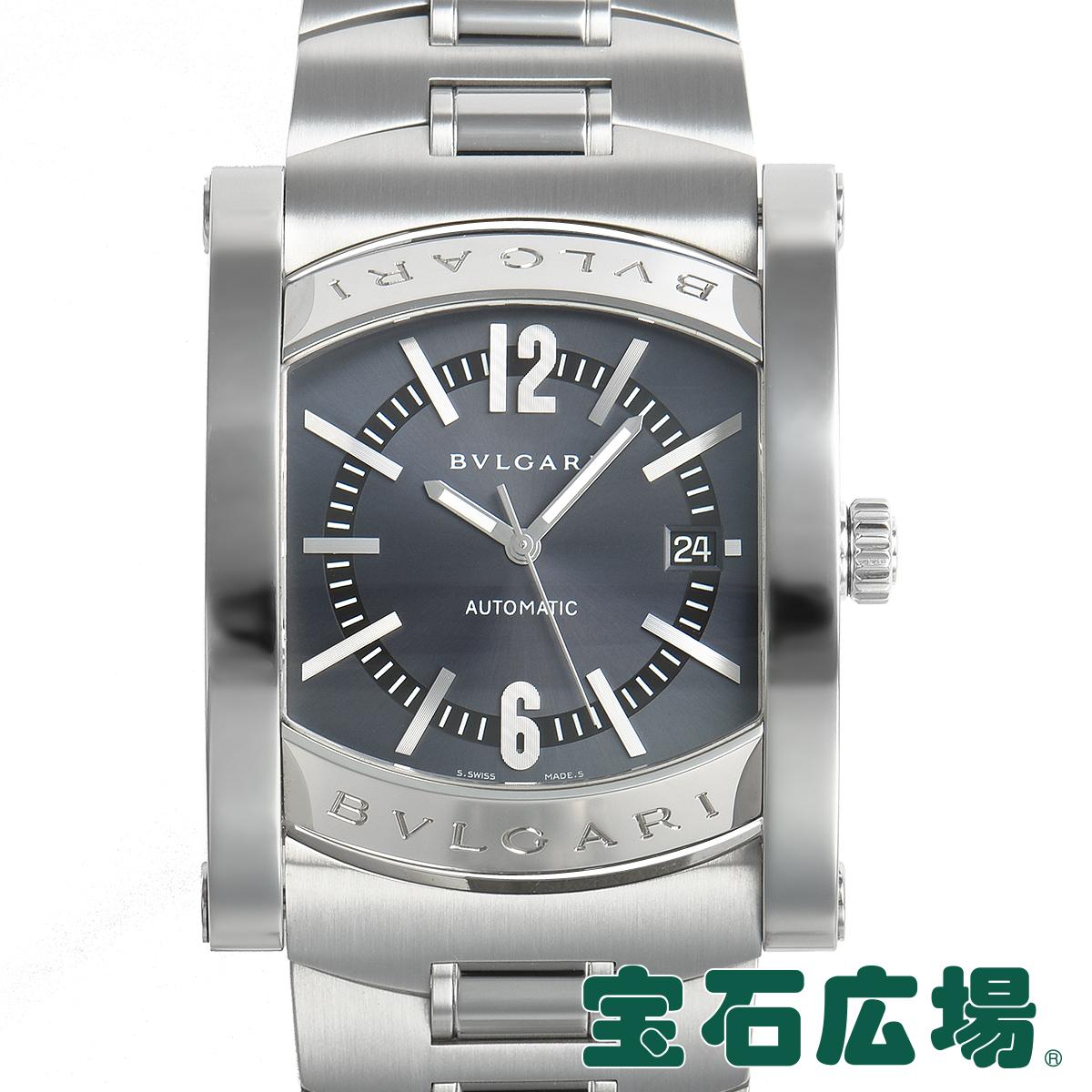 ブルガリ BVLGARI アショーマ AA48C14SSD【中古】メンズ 腕時計 送料・代引手数料無料