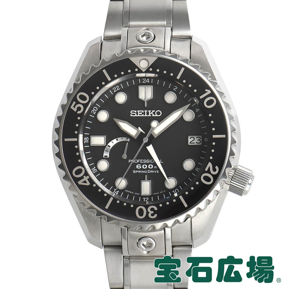 セイコー SEIKO マリーンマスター プロフェッショナル SBDB001 5R66-0ADO【中古】メンズ 腕時計 送料・代引手数料無料