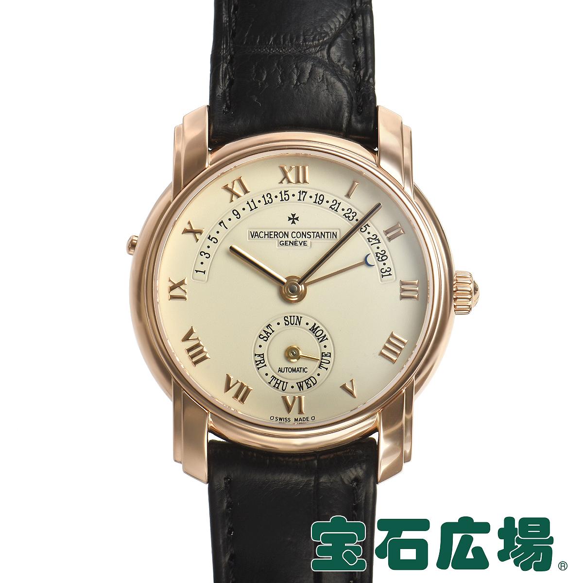 ヴァシュロンコンスタンタン VACHERON CONSTANTIN パトリモニー 31カウントダウン 47245/000R-8752【中古】メンズ 腕時計 送料・代引手数料無料
