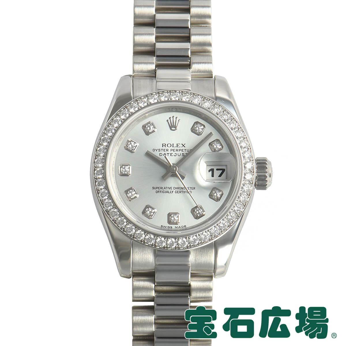ロレックス ROLEX デイトジャスト 179136G【中古】レディース 腕時計 送料・代引手数料無料