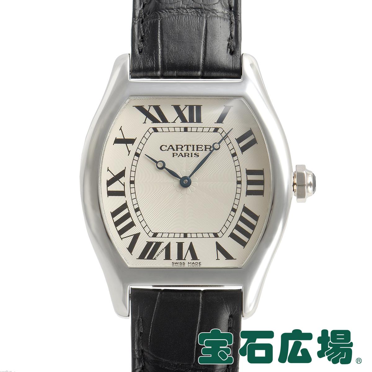 カルティエ CARTIER トーチュ XL W1546151【中古】メンズ 腕時計 送料・代引手数料無料